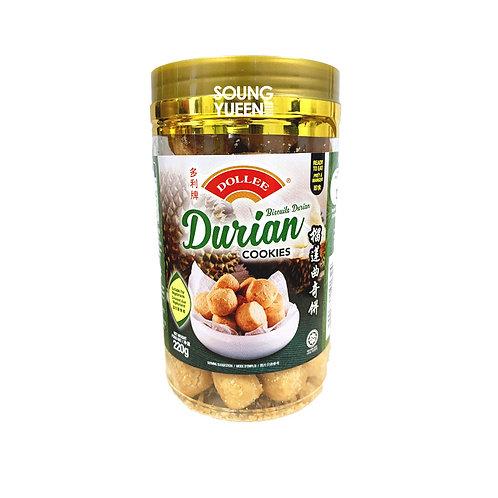 DOLLEE DURIAN COOKIES 220G