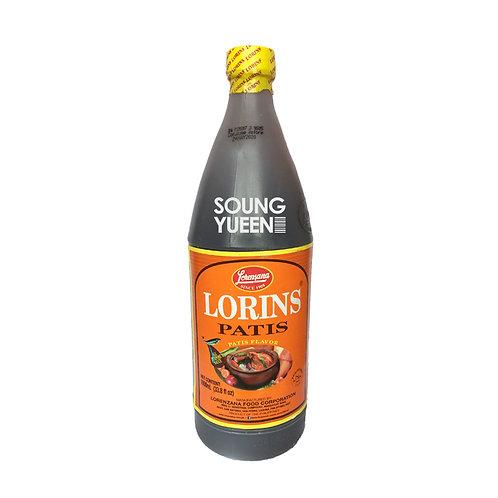 LORINS FISH SAUCE 1L