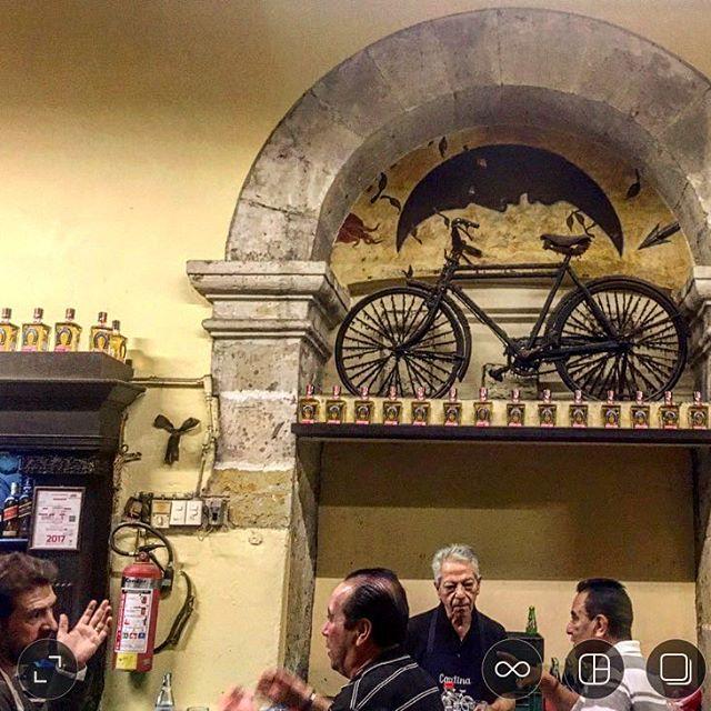 Cantina La Fuente, Centro Historico