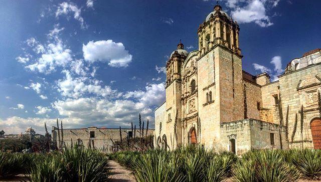 Santo Domingo, Oaxaca City