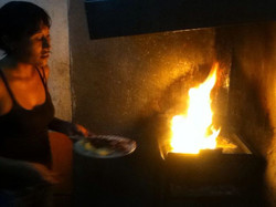 Cooking Beef Heart in the Amazon
