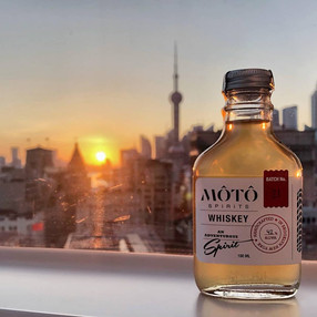 Bushwick's Moto Spirits Distills Rice Whisky and Jabuka