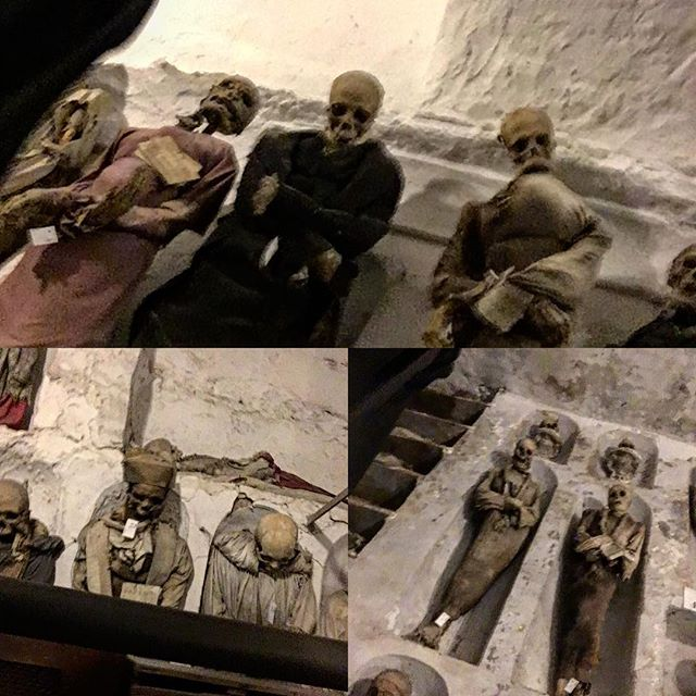 Capuchine catacombs, Palermo