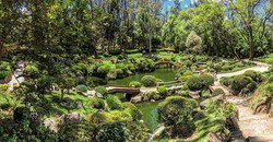 Japanese garden, Colomos Park