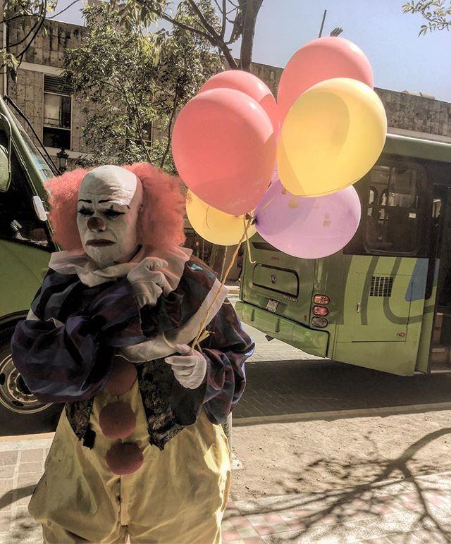 Centro clown