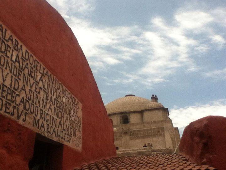 Arequipa nunnery