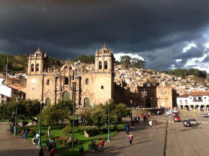 Cusco, Magic Hour