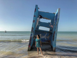 #holbox #islaholbox #mexicanisland #cari