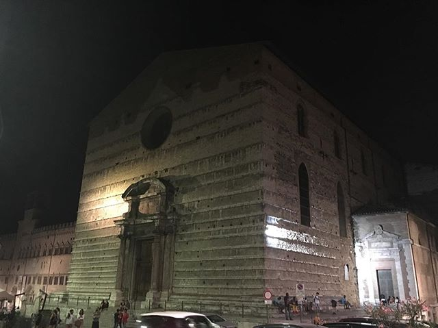 Perugia's Cathedral