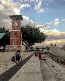 Zaachila, outside Oaxaca City