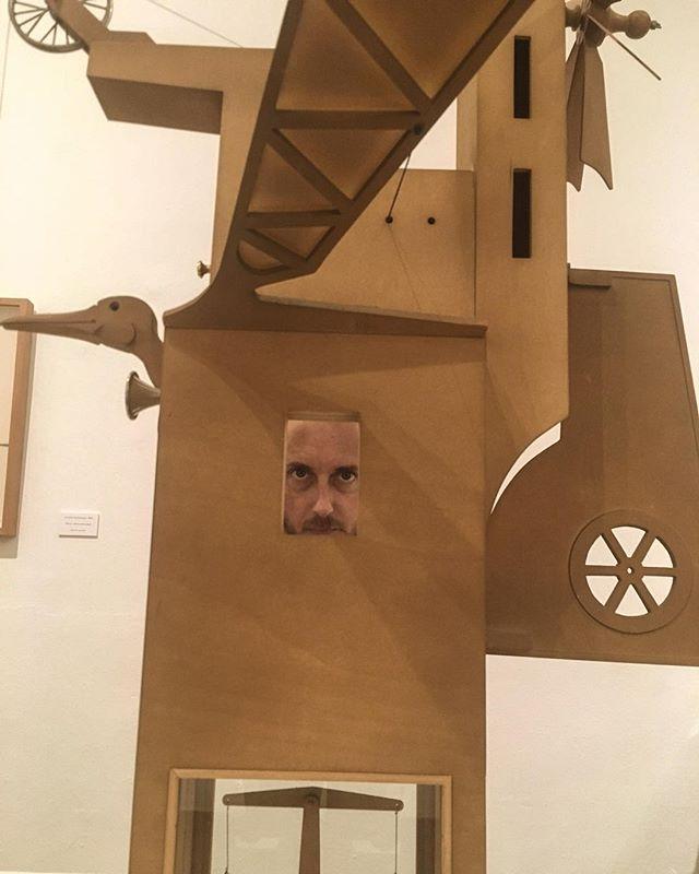 Trapped in art of Mario Martin Del Campo