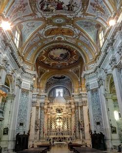 Jesuit church in Venice