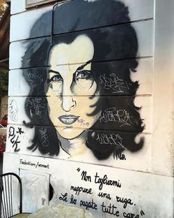 Anna Magnani, Via Pigneto