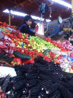 Arequipa vegetables