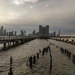 Hudson River, Manhattan