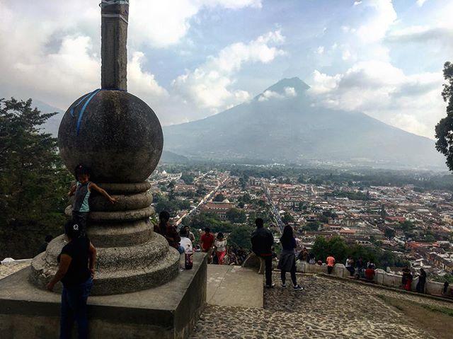 Antigua, Volcan de Agua