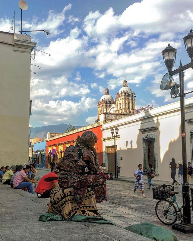 Oaxaca City