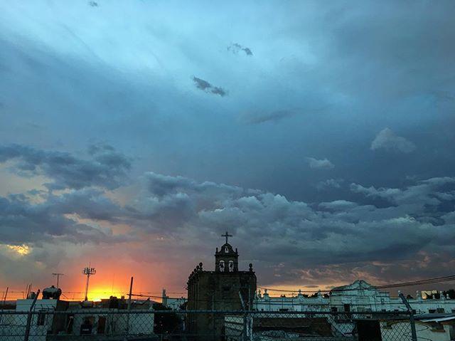 Roof in Centro Historico