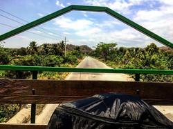 Near Mazunte on the coast