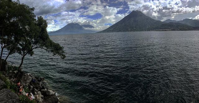 Lake Atitlan