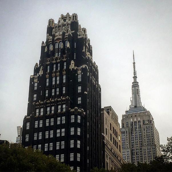 Radiator Building, Midtown Manhattan