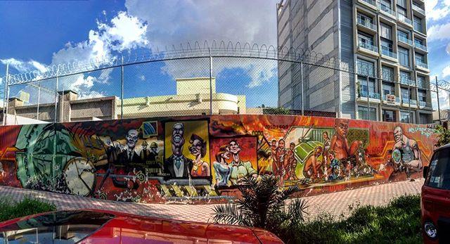 On Morelos @ Roja Gonzalez