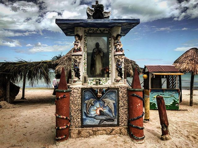 Holy Guardian of Beached Catholics be pr