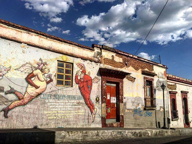 Art collective, Oaxaca City