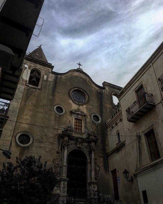 Church in Cefalu
