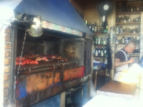 A South American Food Journal, Part 11, Buenos Aires is Red Meat + Red Wine in Large Plastic Bottles