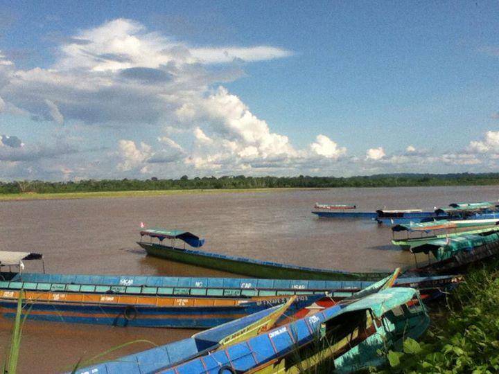 Atalaya, Ucayali River