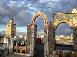Medina roof