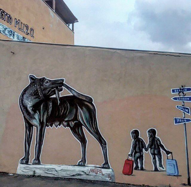 Via Quintili, Torpignattara