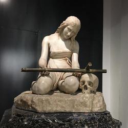 Canova's Mary Magdalene