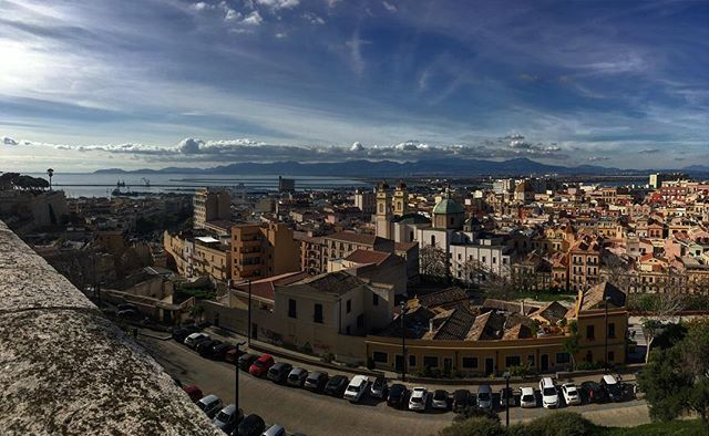 Cagliari The Beautiful