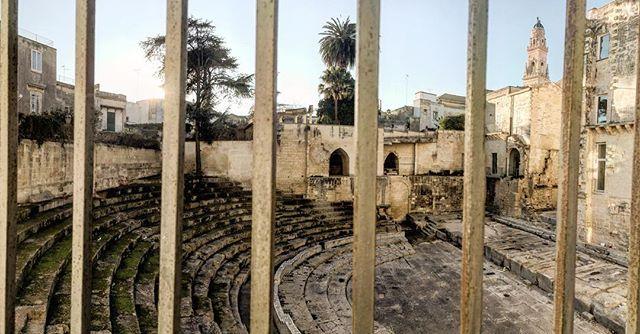 Roman Theater, Lecce