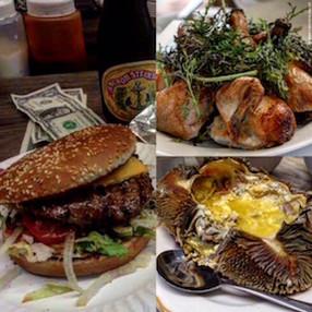 Farewell Tour: Sam's Burgers, Swan Oyster Depot & Zuni's Chicken