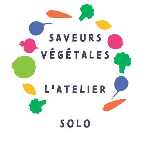 Bon cadeau Atelier solo. Pour cuisiner un légume de mille façons différentes.