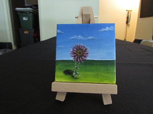 Purple Flower II