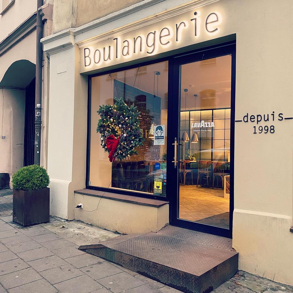Boulangerie - Vilnius