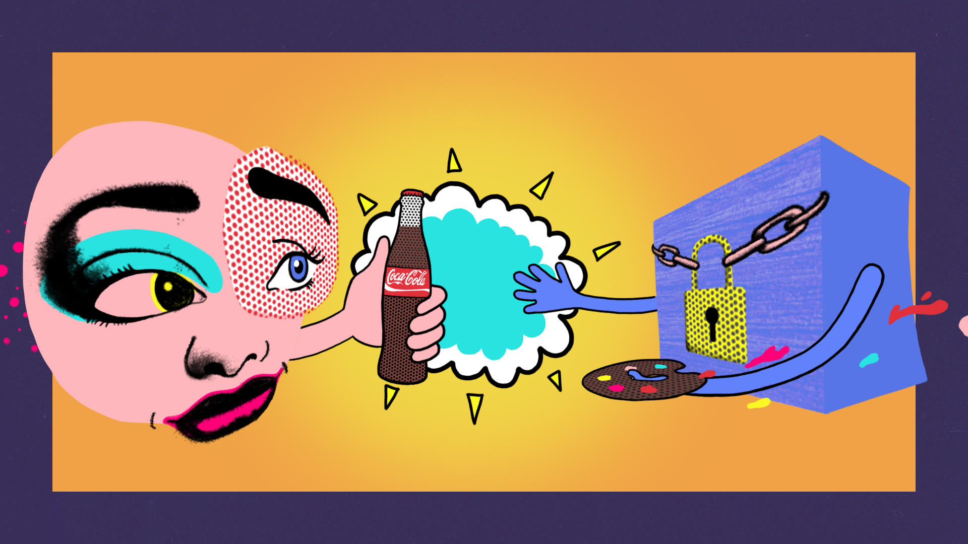 Coca-Cola: Pop Art