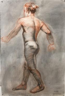 Study of Human Form