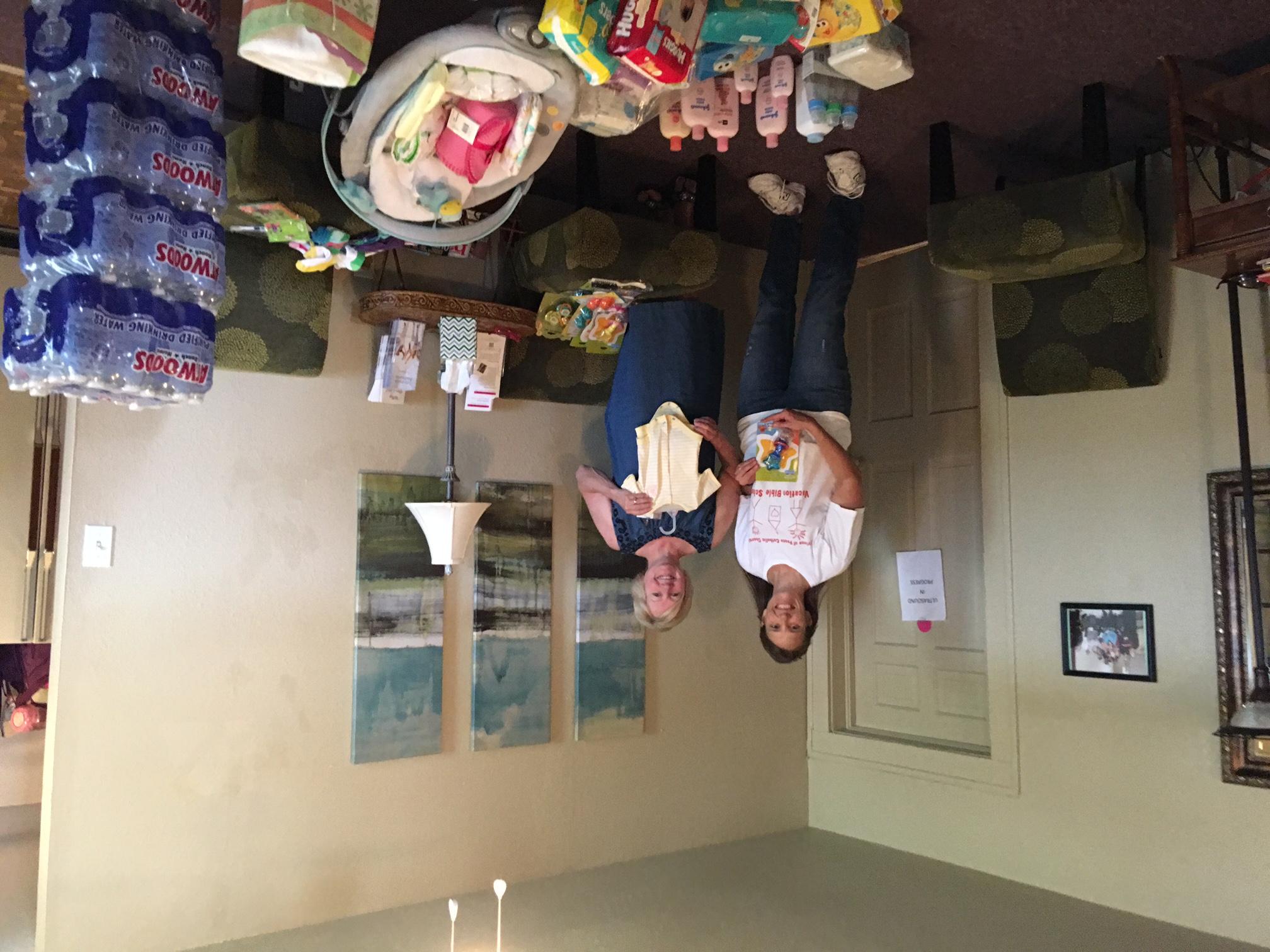 CDA Pathways baby Shower