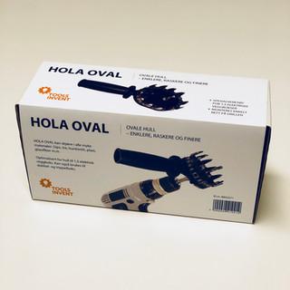 HOLA Oval