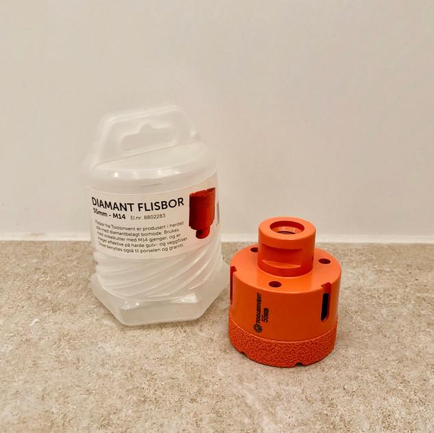 Flisbor 55mm