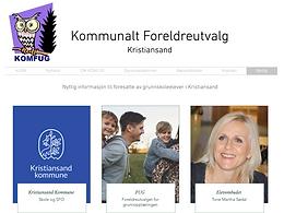 Ny hjemmeside for KOMFUG 2021