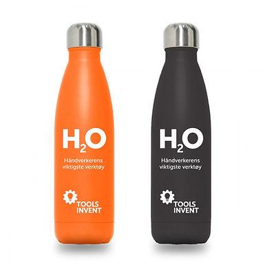 Thermoflasker er nå på lager!