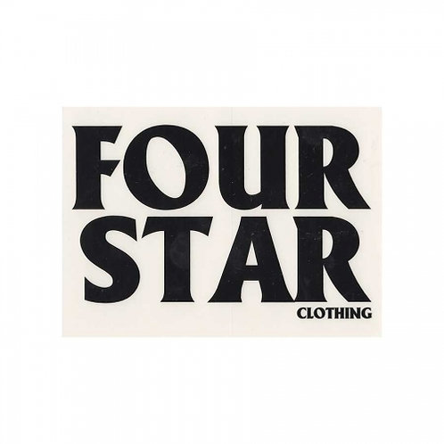 Fourstar Anti Hero Sticker