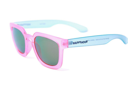 Happy Hour Wolf Pup Leabres Pink Blue