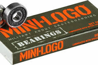 Mini Logo Bearings
